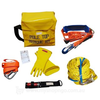 pole top rescue kit asp bag