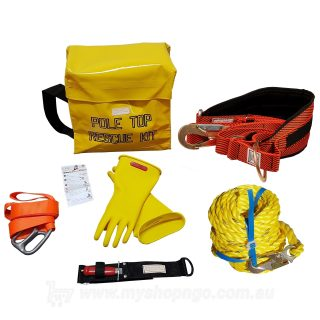 pole top rescue kit nsw asp bag