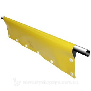 Balmoral 3001 Line Cover Class 2 650v AS4202 1200mmx300mm PVC Studs