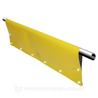 Balmoral 4001 Line Cover Class 2 650v AS4202 1200mm x 375mm PVC Studs