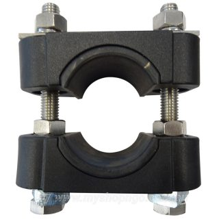 Cable Clamp 38-50 plastic M12 Strut
