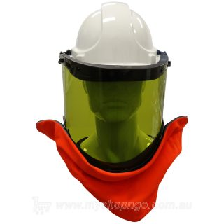 Face Shield Kit - Arc Flash With Hard Hat