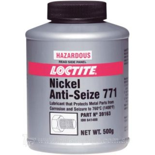 Loctite Nickel Anti-Seize 771 Part No 39163