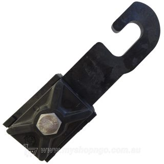 BCST-4035-3P Bolted Service Strain Clamp - Nylon Open Hook