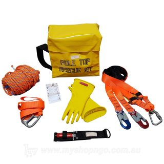 Pole Top Rescue Kit - NSW CSP Soft Bag