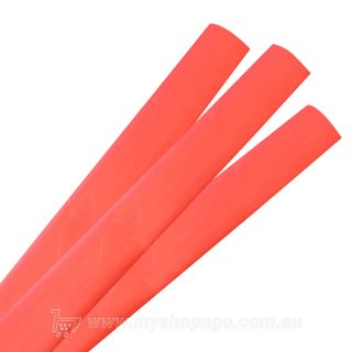 Raychem LV Thin Wall Heatshrink Tube 25/12 Red