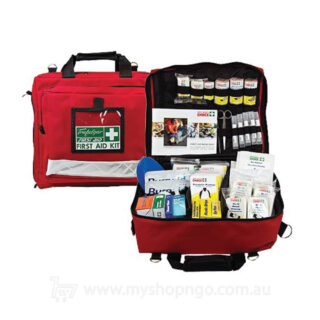 trafalgar electrician first aid kit brady 870979