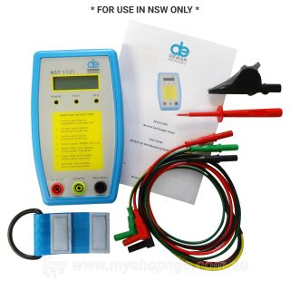 Neutral Supply Tester M1121 NSW Set