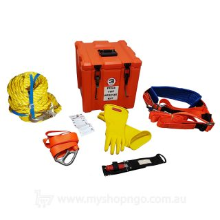 pole top rescue kit asp box