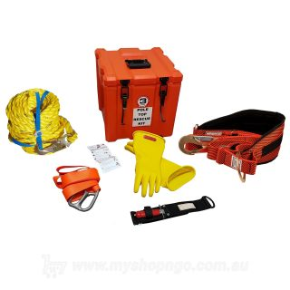 pole top rescue kit nsw asp box