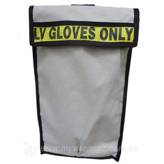 Single Pocket Glove Bag