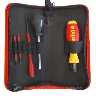 Wiha Torque 1000V VDE Screwdriver Set 2872 T5