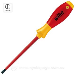 Wiha 1000v Screwdriver Slotted