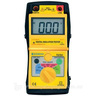 Digital Insulation Tester T2751