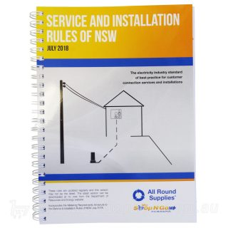 July 2018 NSW Service and Installation Rules