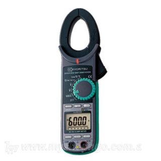 digital clamp meter cat IV