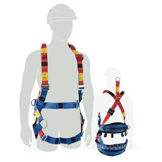 Tower Worker Harness for Line Workers by Miller