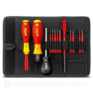 Wiha Torque Screwdriver Set VDE 1000V 40674 2872 T13