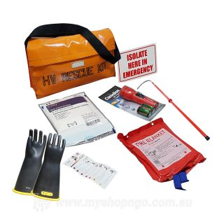 High Voltage HV Rescue Kit - Switchboard 11021