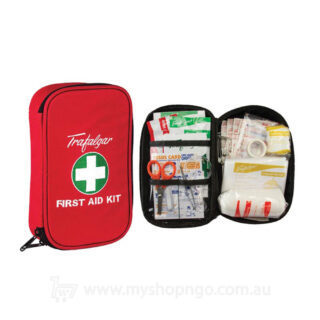 Trafalgar vehicle low risk first aid kit Brady 848794