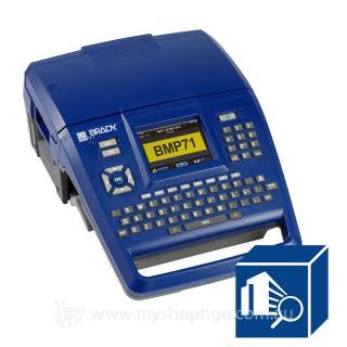 bmp71 portable printer brady workstation