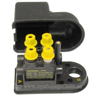 PLP K451 Mains Connection Box MCB Single Phase