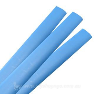 Raychem LV Thin Wall Heatshrink Tube 40/20 blue