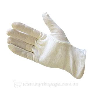 Inner Glove White Cotton interlock style