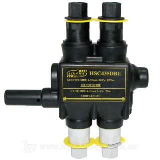 Sicame HSC435DBE House Service Connector