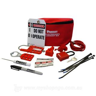 Electrician Lockout Kit PSL-PK-EA-AUS