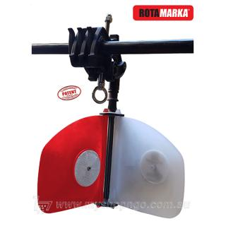 Rotamarka 3D mini powerline warning aerial warning marker