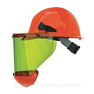 10cal face shield and hat AS1000HAT